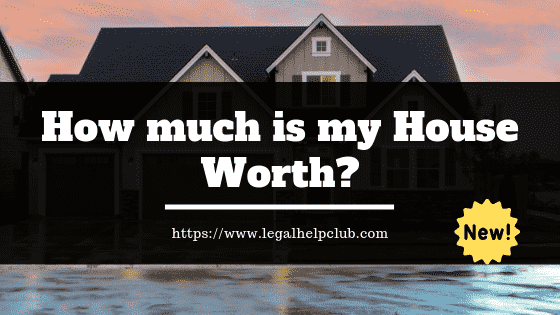 How much is my house worth? Property Valuation